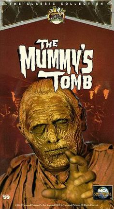 Directed by Harold Young. With Lon Chaney Jr. A high priest travels to America with a living mummy to kill those who had desecrated the tomb of an Egyptian princess thirty years earlier. Classic Horror Movies, Horror Films, Ancient Egypt Mummies, Monster Horror Movies, Mummy Movie, Egypt Mummy, Lon Chaney Jr, Dead Images, Guy