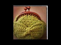 Marvelous Crochet A Shell Stitch Purse Bag Ideas. Wonderful Crochet A Shell Stitch Purse Bag Ideas. Love Crochet, Diy Crochet, Crochet Bags, Crochet Coin Purse, Handmade Notebook, Diy Purse, Coin Bag, Crochet Handbags, Leather Journal