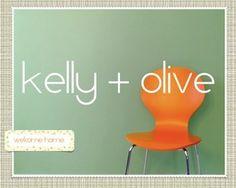 Kelly + Olive E-Decorating