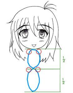 sekais blog apprendre dessiner manga tutoriel manga comment dessiner le corps d