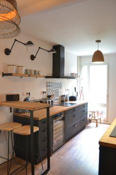 1TCzN Le magazine - La Visite - La cuisine
