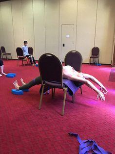 44 best restorative yoga images  restorative yoga yoga