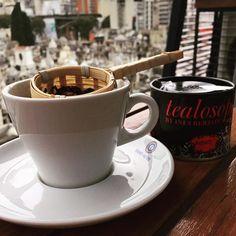 Chá Preto (Assam) proveniente da Índia da marca Tealosophy.  #teaolosophy #tea #teatime #tealife #teacup #tealovers #teawithlove #ilovetea #dailytea #instatea #cha #amocha #diariodocha #chapreto #assam #tenegro #blacktea #buenosaires