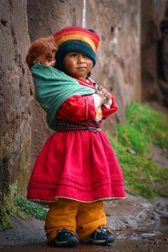 Mexico Culture, Mesoamerican, Cake Board, Diy Clothes, Harajuku, Little Girls, Portraits, Costumes, Children