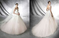 54 Most Breathtaking Wedding Dresses in 2016  Pouted Online Magazine  Latest Design Trends Creative Decorating Ideas Stylish Interior Designs  Gift Ideas