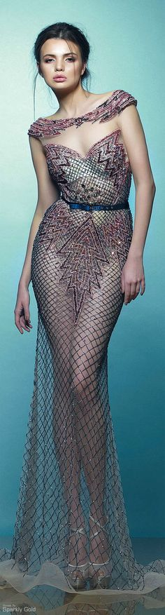 Saiid Kobeisy Spring-summer 2015 - Ready-to-Wear Runway Fashion, High Fashion, Fashion Beauty, 2010s Fashion, Beautiful Gowns, Beautiful Outfits, Saiid Kobeisy, Style Haute Couture, Glamour