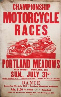 Portland Motorcycle Races