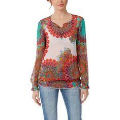 Desigual Idem blouse