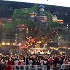 SEKAI NO OWARI-Twilight City 2015巡演