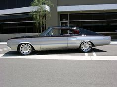 1967 Charger by Chip Foose on the Overhaulin Television Show