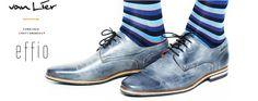 Effio design sokken bij van Lier schoenen