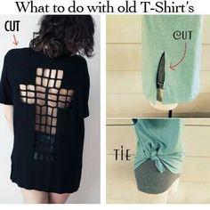 Awesome t shirt idea!!