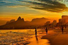06 Pôr do Sol em Ipanema - Rio de Janeiro