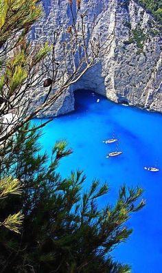 ✯ Navagio - Zakynthos Island (Ionian),Greece