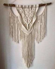 #macrame #macramewallart #handmade #homedecor #wallart #cotton #getknotted #goldcoast