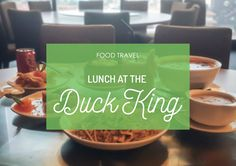 Having lunch at The Duck King! #FoodTravel #Food #FoodBlogger #Foodie #KulinerSurabaya #Culinary #Kuliner #ChineseFood