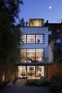 Townhouse, NYC