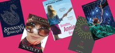 You can always discover exciting new teen reads at the library -- and select new books are available in print in David J's Place and download through Hoopla!
