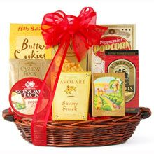 Business Gourmet Basket.  See more at www.pro-gift-baskets.com!