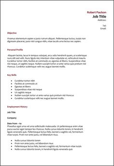 font type for resumes template how resume objective types functional suhjg