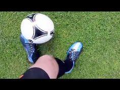 Learn how to do The Rabona - Erik Lamela Football/soccer skills