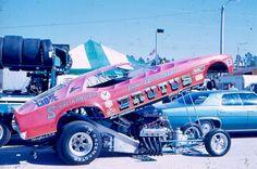 BRUTUS Funny Car