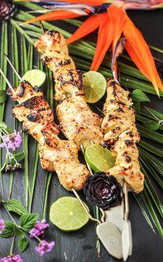 Tropical Chicken Ske