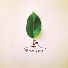 The adorable creations of illustrator Hyemi Jeong, based out of Toronto.