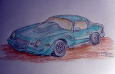 Camaro Sketch with ideas being considered 2014