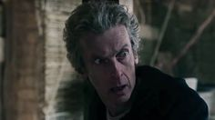 Doctor Who Season 9 - 'Who Frowned Me This Face?' (Ep 5 Spoilers)- I think this is my favourite scene so far this series