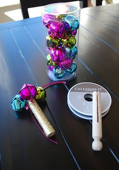 #diy noisemaker for #cheer competitions