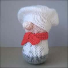Mr Bun the Baker