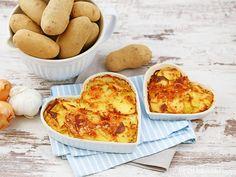 Tutorial fai da te: Gratin di patate al forno via DaWanda.com