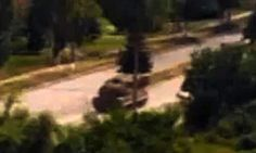 Is this the smoking gun? Footage emerges of BUK missile launcher
