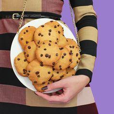 Fatti tentare: le borse a tracolla a forma di cibo di Rommy De Bommy