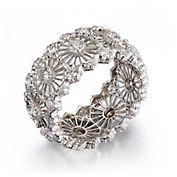 Buccellati Tulle Raggiera Diamond Ring