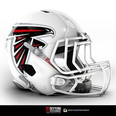 NFL Concept Helmets -2015 Deeyung Entertainment took this a step further by creating new helmets for all 32 teams. The designs are futuristic, and some of them very cool -- but old school fans won't be pleased