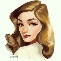 Steph Lew @stephlewart | Websta ★ Find more at http://www.pinterest.com/competing/