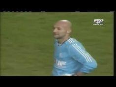2005 12 14 Copa de Europa Olympique Marsella Dinamo Bucarest Resumen