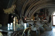 Château de Gruyères (castle of Gruyères), near Fribourg, Switzerland - Gieger Bar Abstract Sculpture, Bronze Sculpture, Wood Sculpture, Metal Sculptures, Hr Giger Bar, Light Installation, Art Installations, Giger Art, Bar Interior