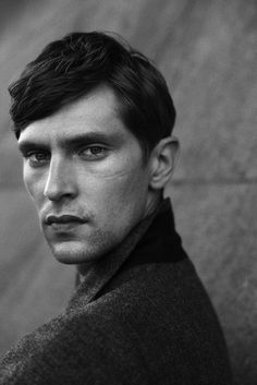 Danish model Mathias Lauridsen reconnects with fashion photographer Henrik Bulow, starring in a new editorial for Cover Men magazine. Posing for quiet black & Kids Fashion Photography, Portrait Photography, Fantasy Photography, Stunning Photography, Best Fashion Magazines, Flat Top Haircut, What Makes A Man, Emotion, Man Images
