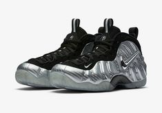 low priced e6252 6d63e Nike Air Foamposite Pro 2017 2018 Daily Nike Air Foamposite Pro Silver  Surfer 616750-004