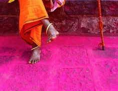 Couleurs sacrées (© Aditya Waikul, National Geographic Photo Contest)
