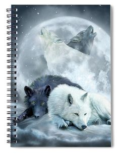 Yin Yang Wolf Mates 2 fleece blanket featuring the art of Carol Cavalaris. Yin Yang Wolf, Ying Y Yang, Wolf Silhouette, Wolf Photos, Wolf Pictures, Wolf Mates, Anime Wolf Drawing, Galaxy Wolf, Shadow Wolf