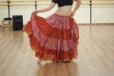 Wonderful Tribal Skirts handmade with vintage saree fabrics