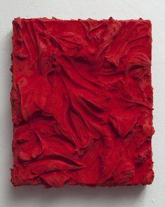 Jason Martin's Textured Paintings | Trendland: Design Blog & Trend Magazine