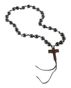 H80HZ Jan Barboglio Cruz Revolucionaria Blessing Beads