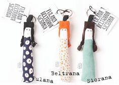 meet Fulana, Beltrana & Sicrana http://knuffelsalacarteblog.blogspot.nl/
