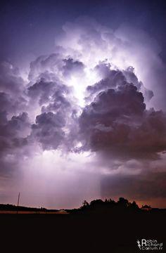 Thunder Storm Photography