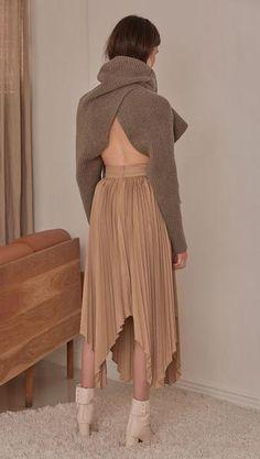 Fawe Skirt | LOÉIL
